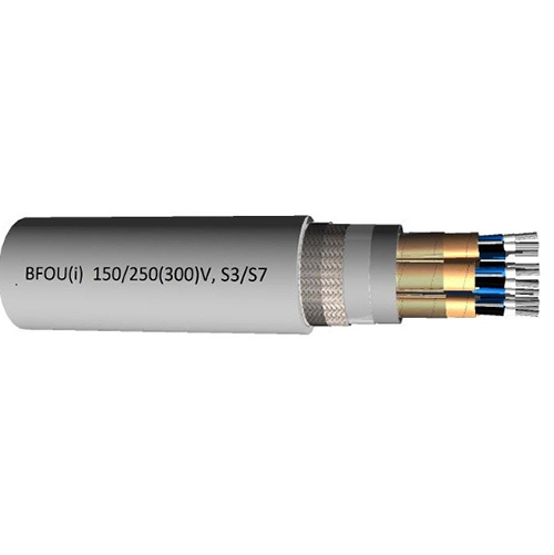 Offshore cable bfou
