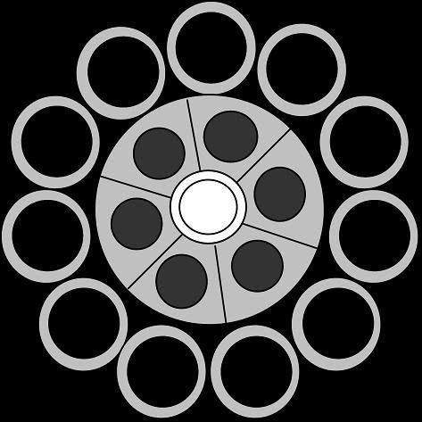 Cáp quang OPGW với cấu tạo lớp bên trong được nén chặt