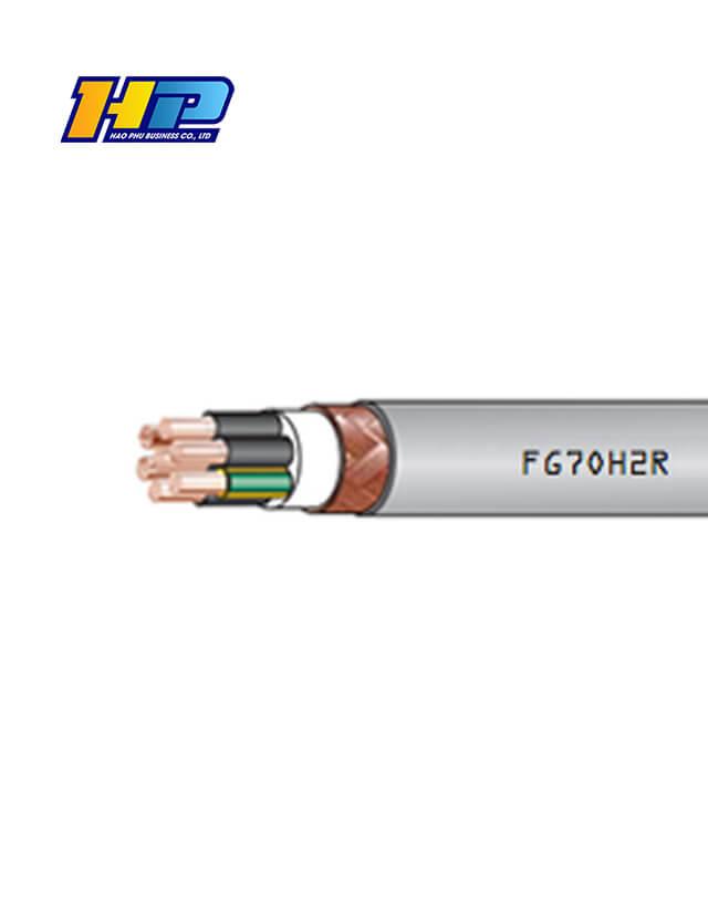 Flexible Cable FG7OH2R_0_6_1_kV